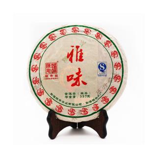 陈升号 2012年 精品雅味 生茶 357克/饼