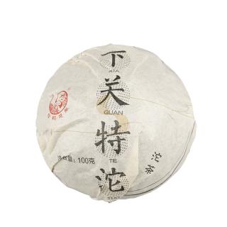 下关沱茶 2019年便装特级沱茶 100克/沱