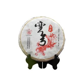 八角亭 2019年易武弯弓 生茶 357克/饼