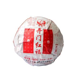 2019年 下关沱茶 开门红福沱茶  普洱茶(生茶)280克/个