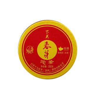 2016年 下关沱茶 盒装春芽 沱茶 200g/沱 生茶