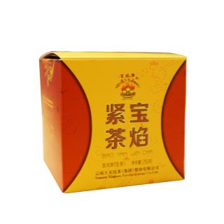 2014/2015年 下关沱茶 宝焰紧茶生茶250g/盒