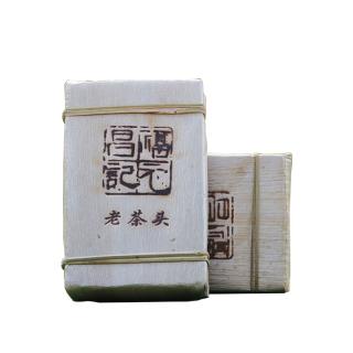 2017年 福元昌 布朗老茶头 纯料熟茶 250g