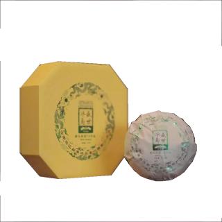 2019年 冰中岛 盛世冰岛 普洱茶 生茶  700克/沱
