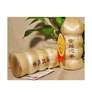 下关沱茶 2019年 金丝沱茶 生茶 125克/个  一条