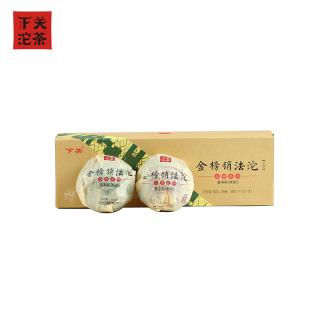 下关沱茶2015年金榜系销法沱沱茶熟茶500克/条
