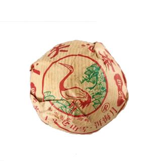 2004年下关沱茶 下关甲级绿沱 普洱生茶 100g/沱