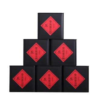 国艳 2018年 宫廷普洱 普洱茶 熟茶 散茶 150克/盒